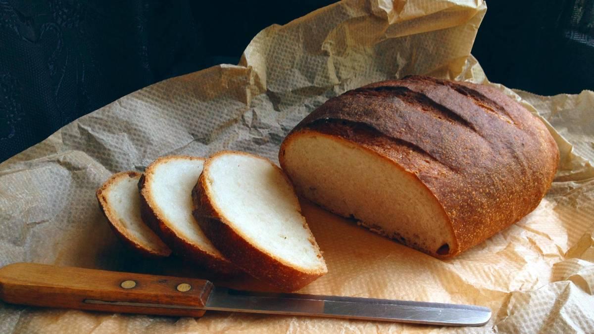 Как я пеку хлеб дома и сколько это стоит