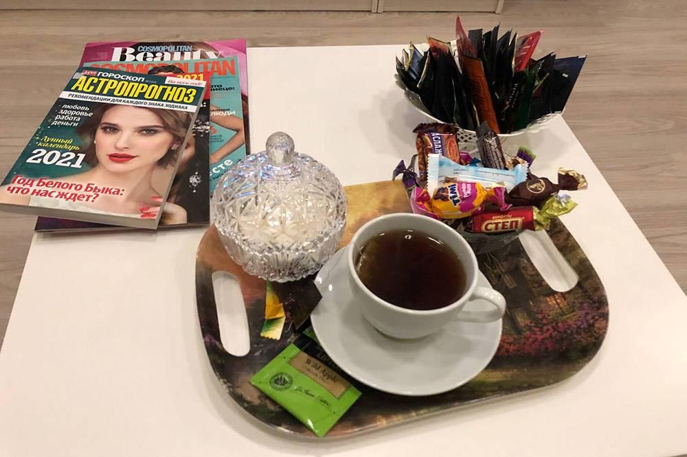 Чай у мастера