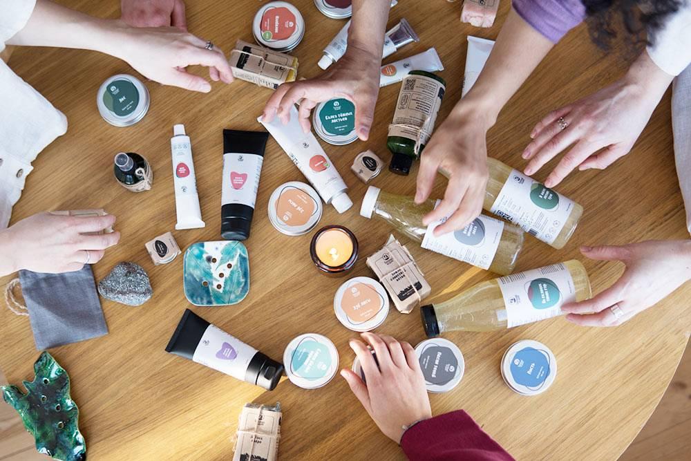 Все началось с мыла, а затем мы постепенно расширяли ассортимент. Сейчас продаем 78 разных продуктов