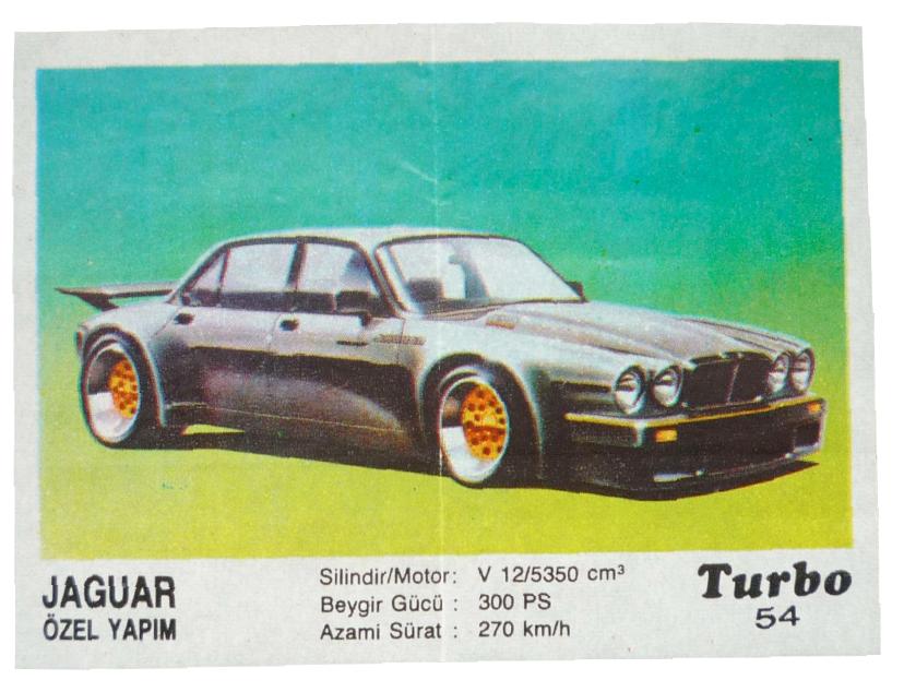 Как в «Турбо»: Ягуар XJR. Пробег будет больше сотни, но, говорят, такие машины могут проехать намного больше