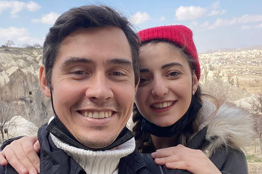 Имена у турок имеют значение. Это моя невеста Зейнеп: zeynep в переводе значит «сокровище»
