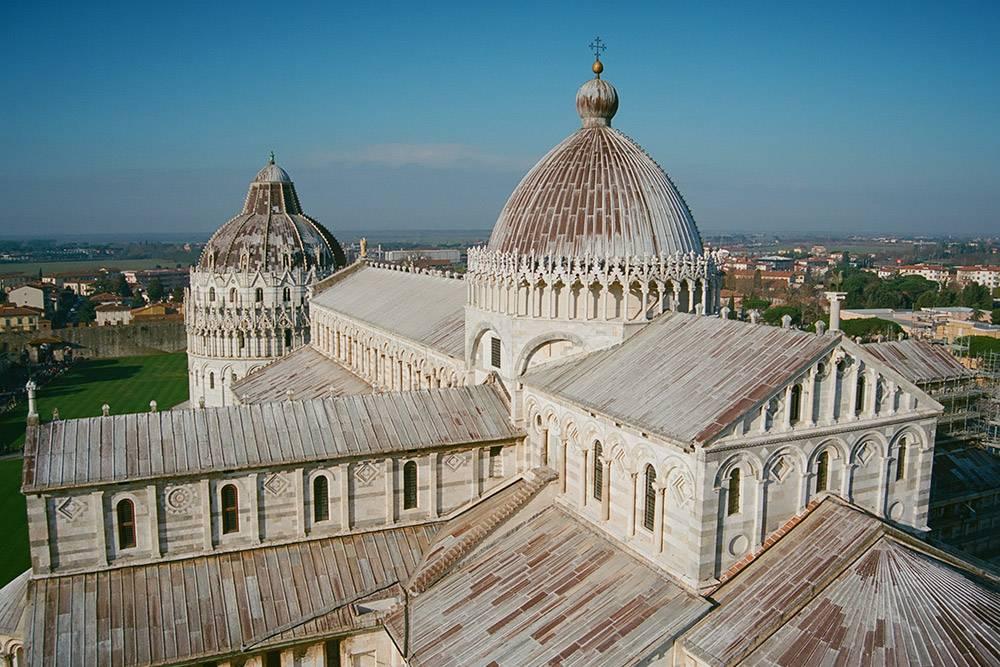 Вид на Пизанский собор