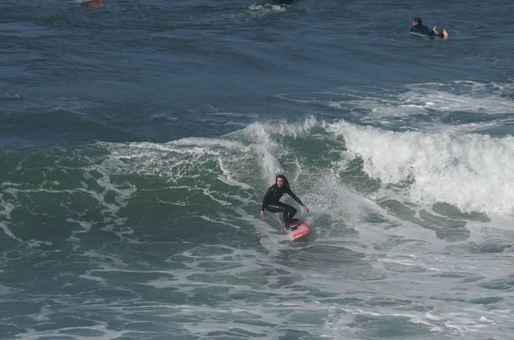Чтобы полюбить серфинг в холодной воде, критически важно подобрать гидрокостюм нужного размера и толщины