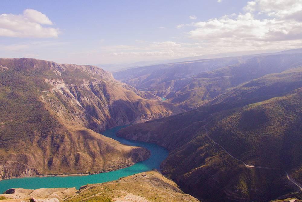 За каньонами — не только в Аризону