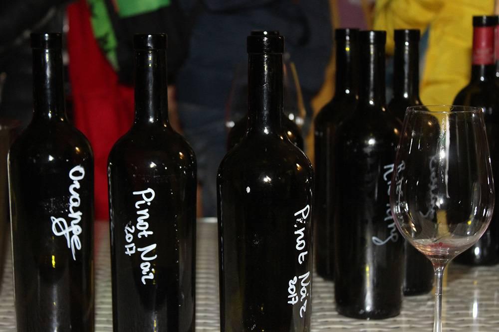 Самое интересное в дегустациях — пробовать вина, которые еще не вышли в продажу. Чувствуешь себя первооткрывателем