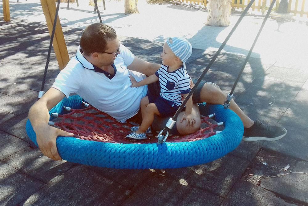 Мои мужчины. Греки — отличные отцы: гордятся своими детьми и стараются больше времени проводить вместе с ними