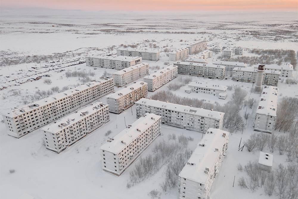 Опустевшие воркутинские поселки-призраки многим напоминают о Чернобыле