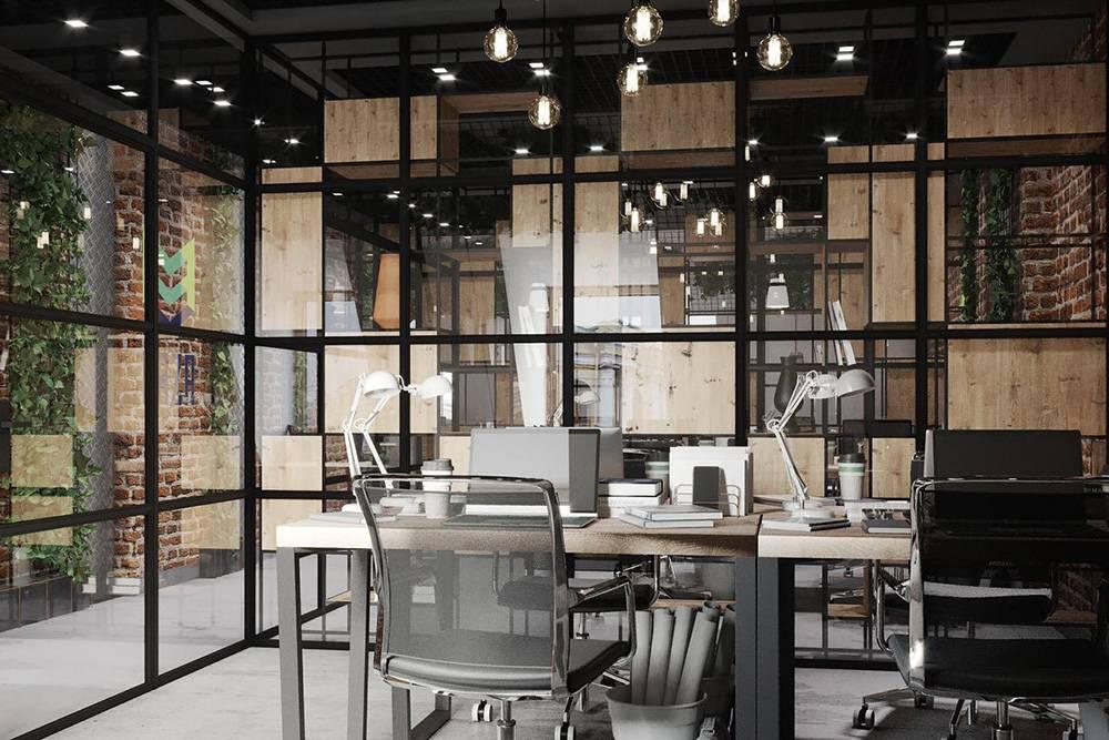 В самом большом офисе восемь мест, в самом компактном — четыре