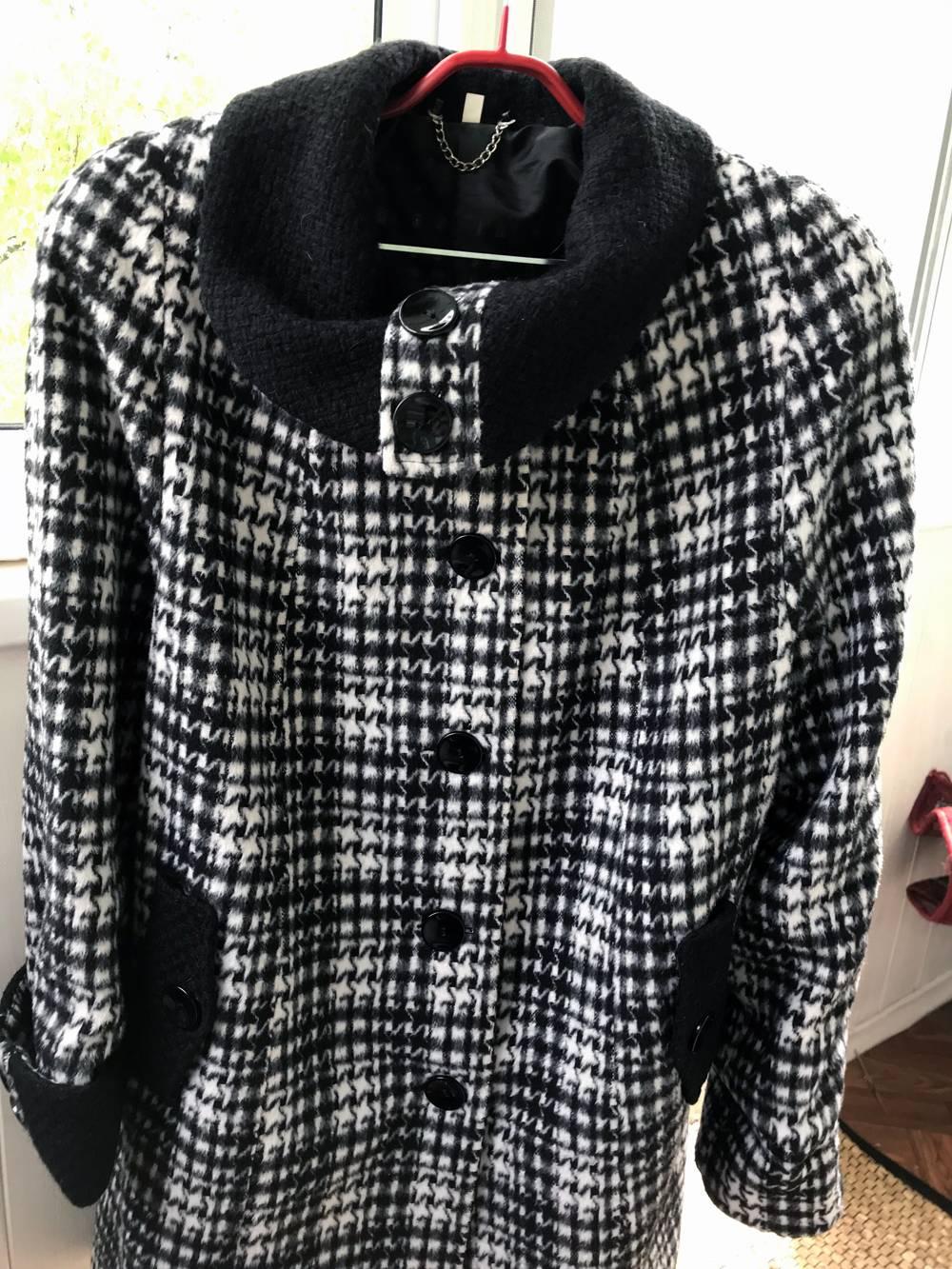 Пальто с ярмарки, которое больше похоже на флисовый джемпер