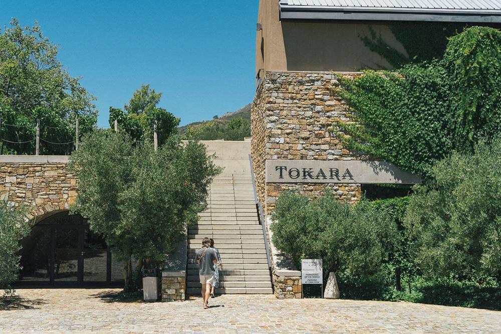 Нам понравилась винодельня «Токара»: отличное вино, вкусное оливковое масло, арт-инсталляция и открытые дляпосещения виноградники