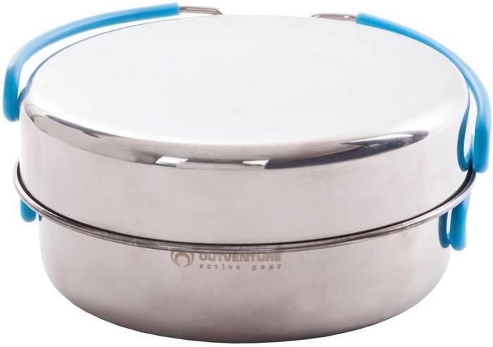 Посуда для готовки в походе: миска и котелок за 1000<span class=ruble>Р</span>, есть в «Спортмастере»