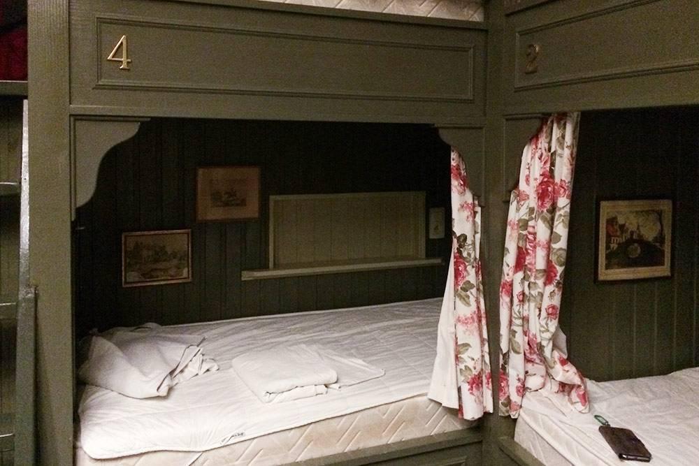 В Брюсселе мы забронировали самый дешевый хостел, но он оказался очень уютным