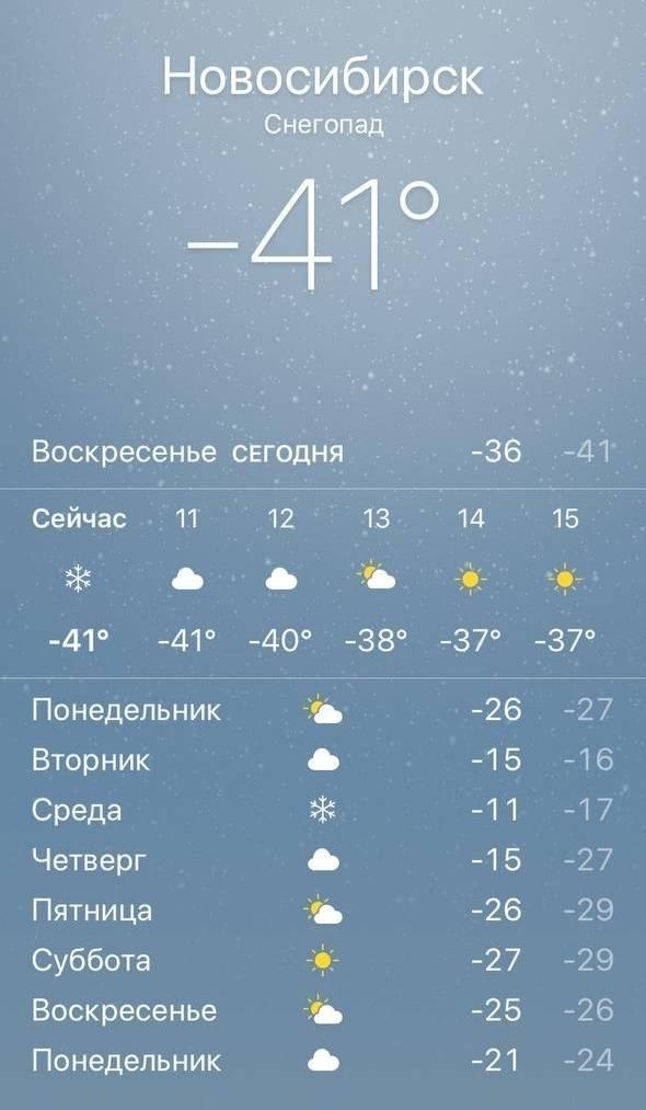 Погода отличная