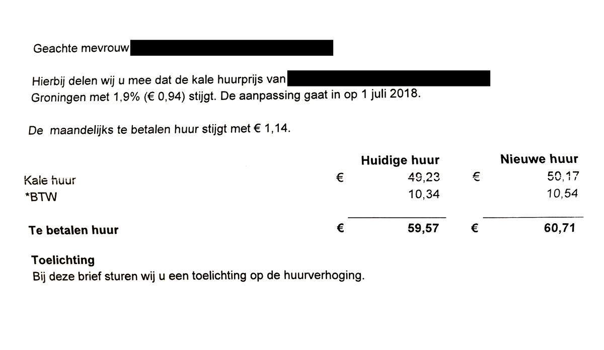 Такое письмо нам прислали недавно: цена парковки в нашем доме выросла
