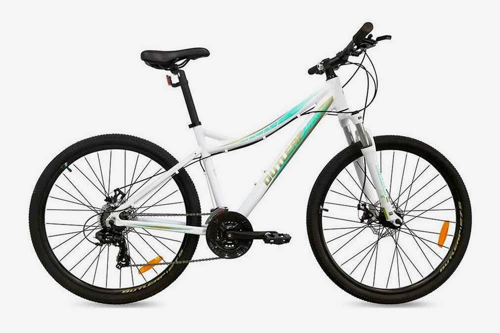Вот такой велосипед получит мама на день рождения. Источник: «Триал-спорт»