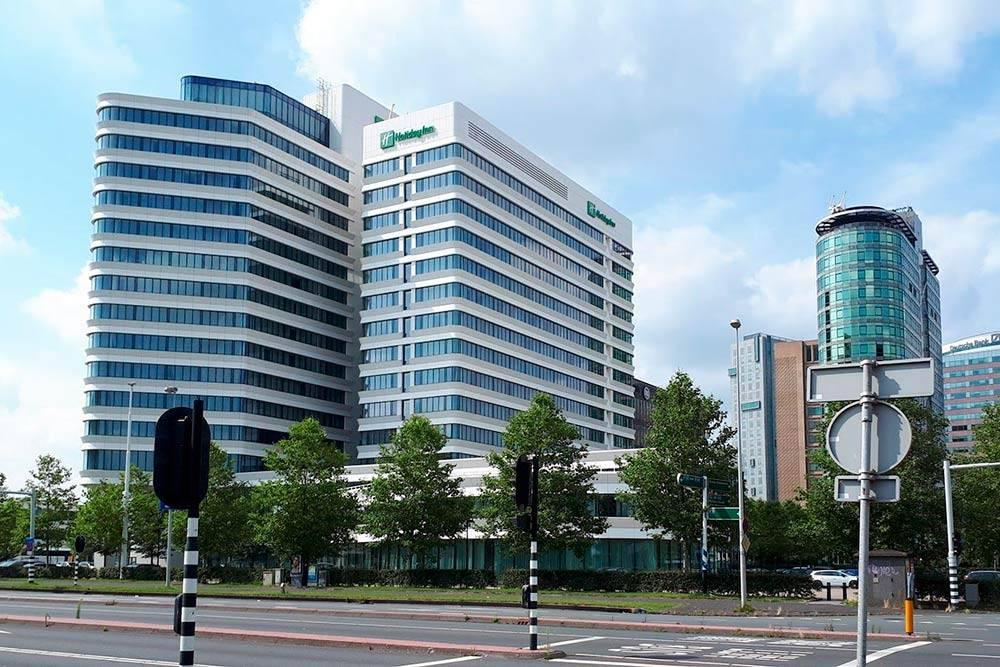 Я работаю в районе Zuidoost — Юго-Восток. Тут расположены офисы многих компаний