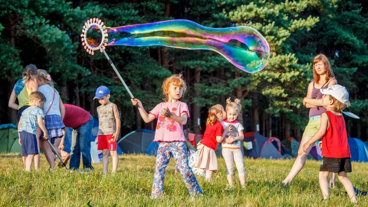 Родителям компенсируют 50% от стоимости детских путевок в лагеря