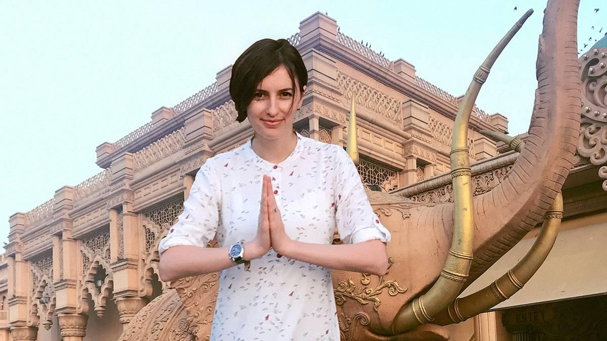Как я два месяца бесплатно учила английский язык в Индии