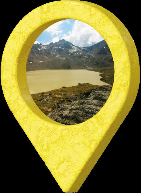 Стоит съездить: озеро Сылтранкель на Северном Кавказе