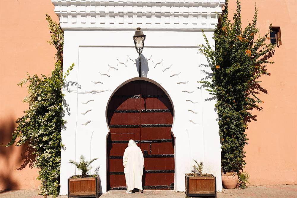 Лица людей в Марокко нельзя снимать безих разрешения