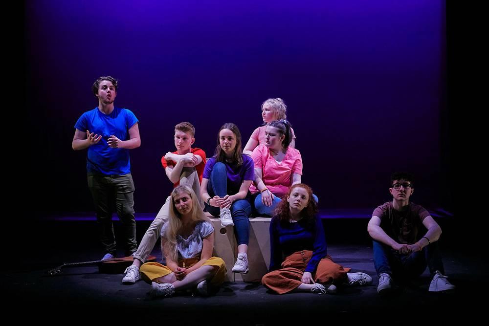 Театр проводит много международных молодежных обменов по театральной тематике. Волонтеров вовлекают в их подготовку и реализацию. Источник: facebook.com
