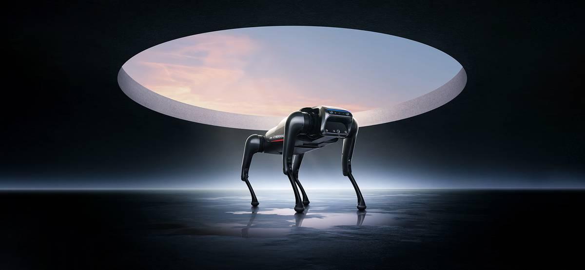 «Сяоми» представила робопса CyberDog — почти как у Boston Dynamics, но в 50 раз дешевле