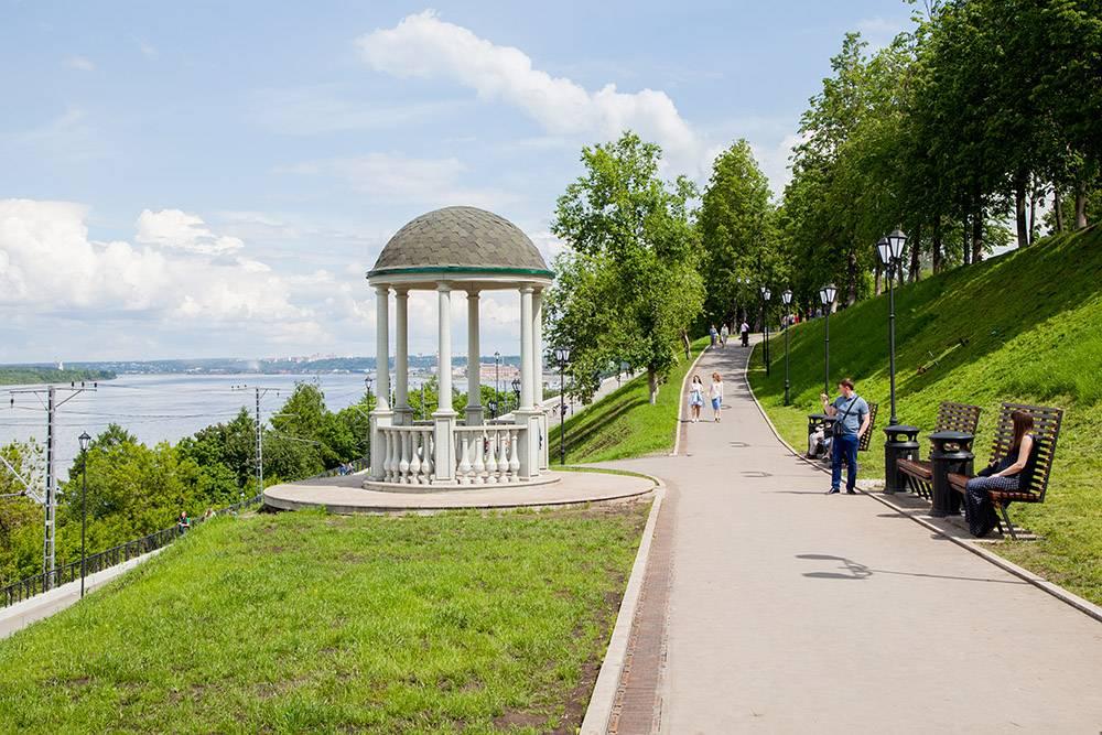 Пермяки выбирали покрытие дорожек в парке: 48% проголосовали за тротуарную плитку. Можно предлагать и свои идеи — например, как назвать транспортную карту