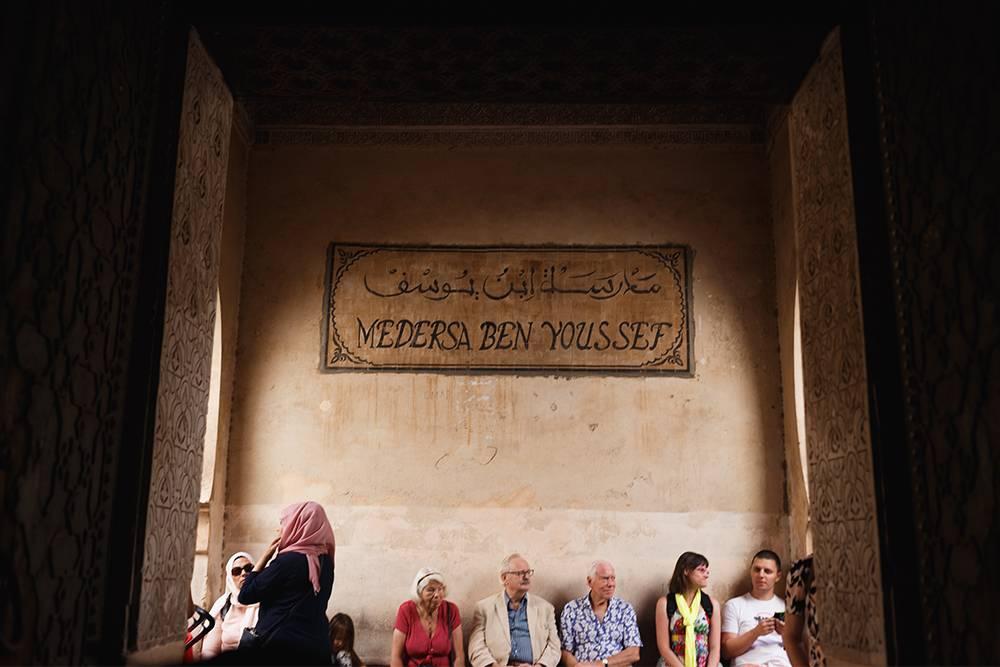 Пожилые французы любят приезжать в Марокко: здесь говорят на их языке
