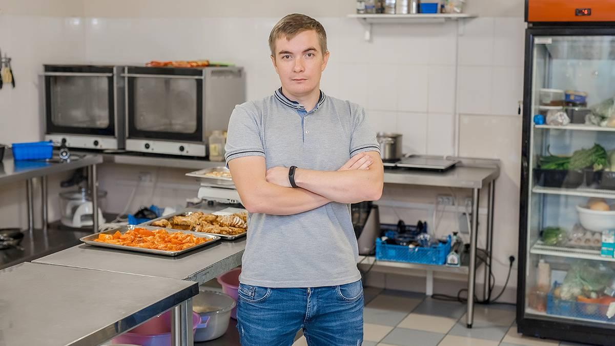 Бизнес: доставка здоровой еды в Ярославле