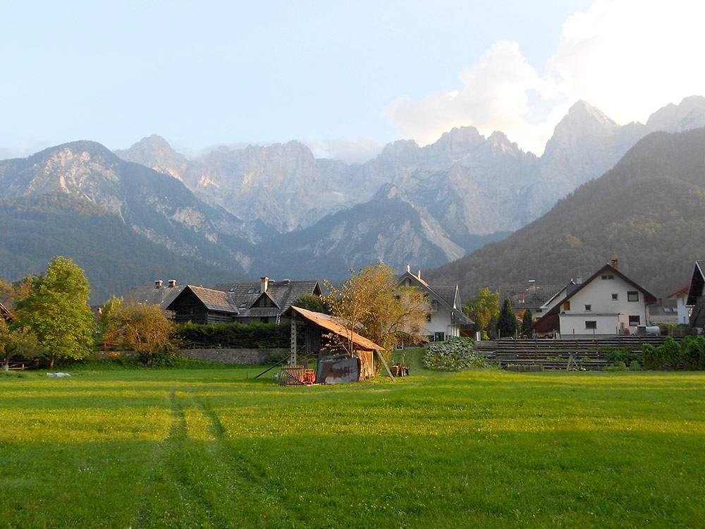 Разнообразная природа и умиротворяющие пейзажи — главная ценность Словении для Анастасии