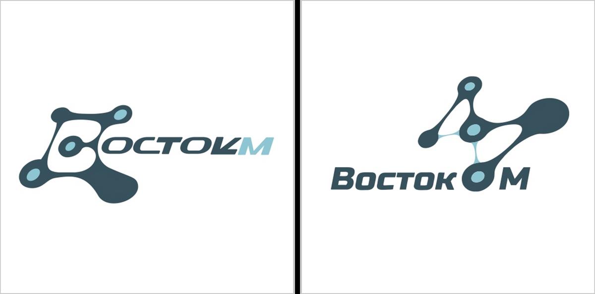 Пример того, как графические элементы сделали частями логотипа
