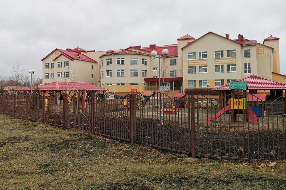 Детский сад «Антошка», в который ходит моя дочка