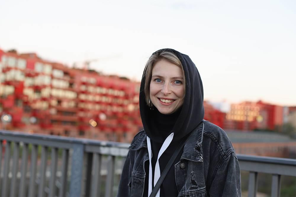 В Берлине я провела счастливое время, о котором вспоминаю с улыбкой. Источник: Мария Ермошина