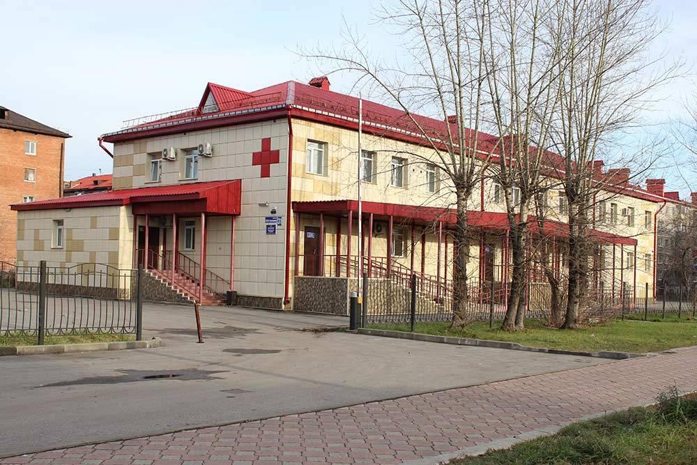 Инфекционное отделение отремонтировали в 2015году
