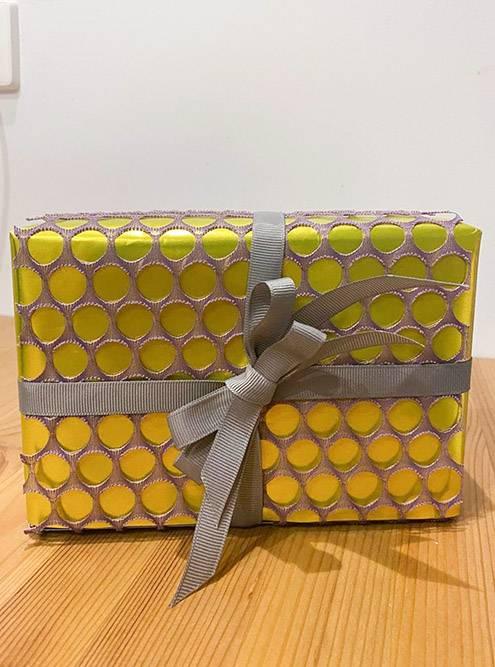 Обожаю упаковывать подарки