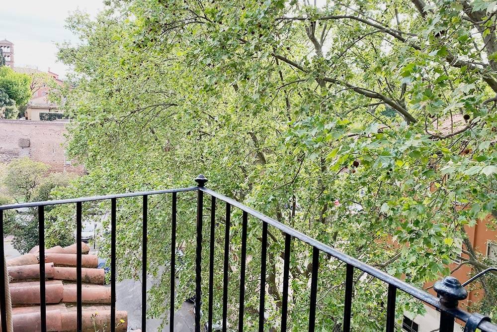 Вид с балкона моей квартиры
