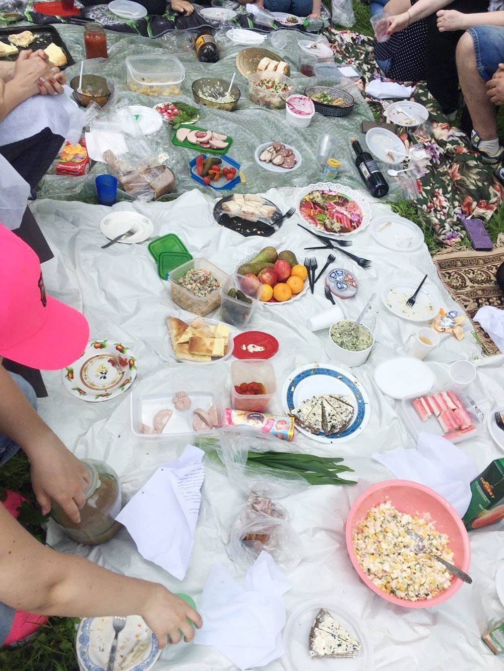 Наш пикник