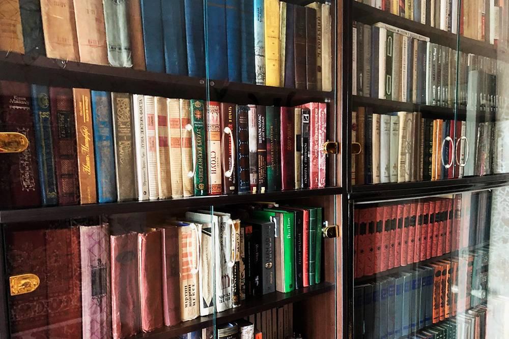 Моя библиотека