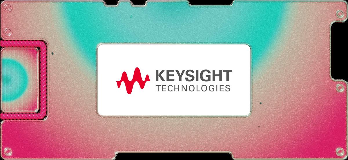 Инвестидея: Keysight Technologies, потомучто заводы не смолкают