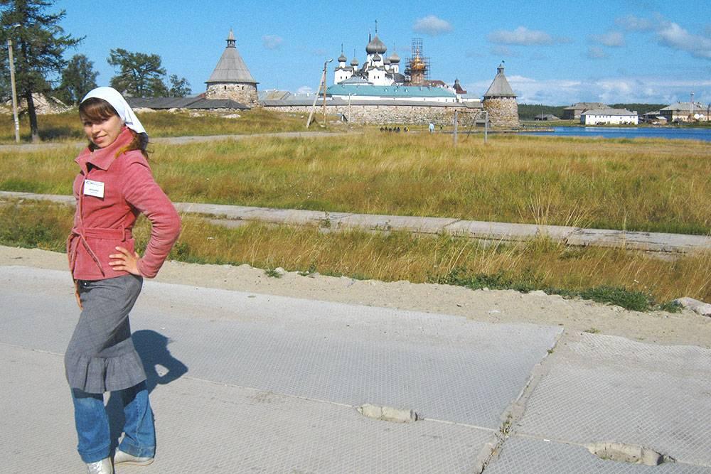 Берите с собой на Соловки теплые вещи — не важно, турист вы или будущий экскурсовод