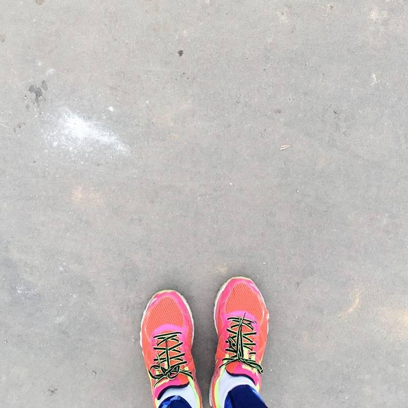 Надо покупать новые кроссовки, но это дляследующей серии дневника