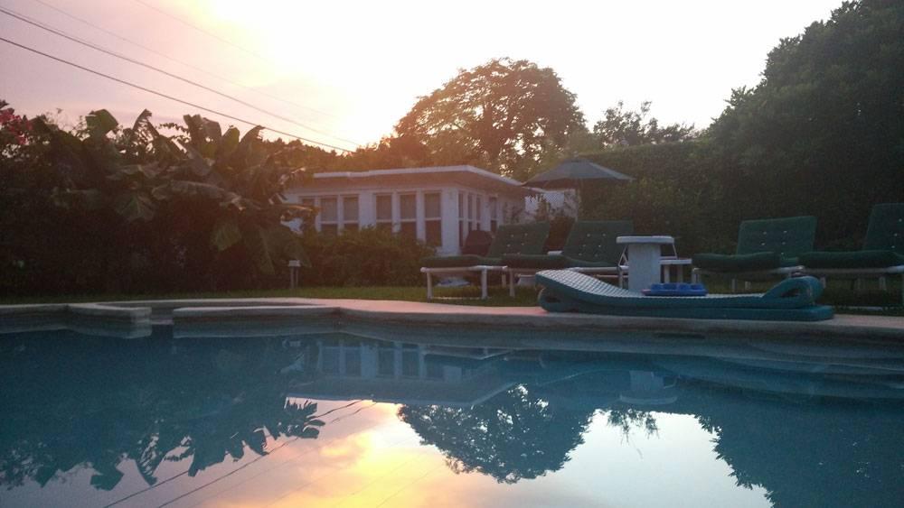 Наш гостевой дом в Форт-Лодердейле