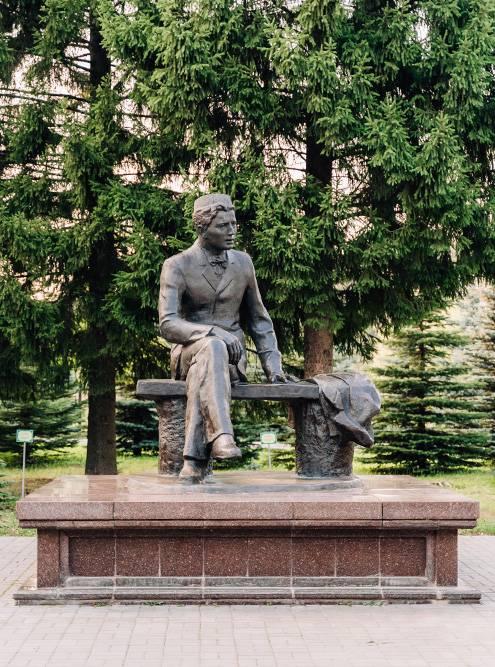 Памятник Габдулле Тукаю. Источник: Анастасия Губинская