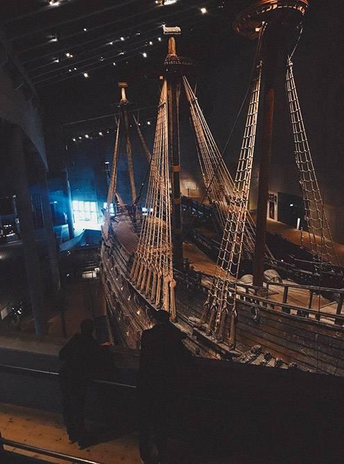 Многие не ждут ничего особенного от музея «Васа», но в итоге остаются в восторге