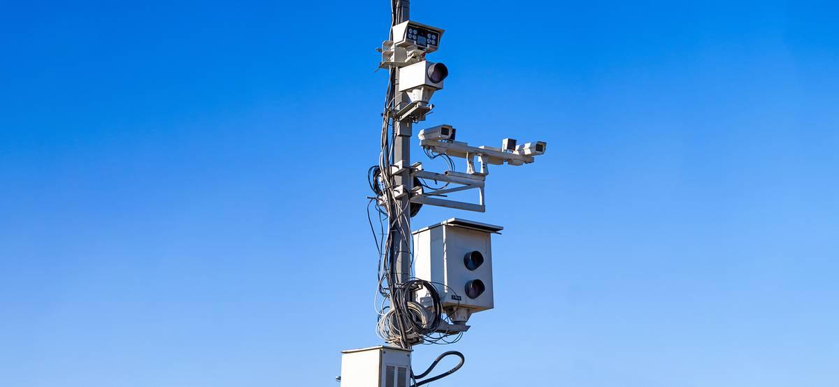 В городах больше не будут предупреждать о камерах