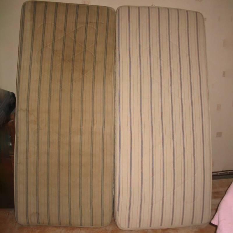 Это пружинные матрасы дляодноспальных кроватей. Источник: price-altai.ru