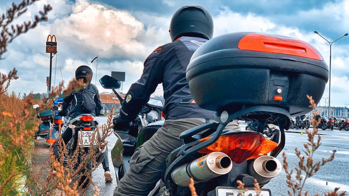 Сколько стоит сесть за руль мотоцикла