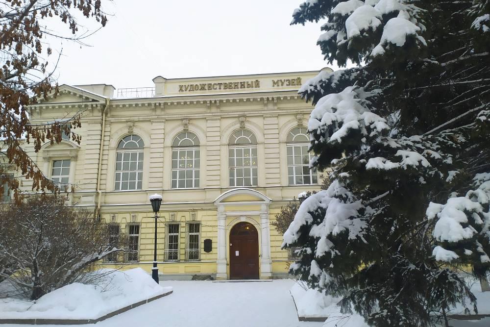 Так выглядит филиал русского искусства художественного музея