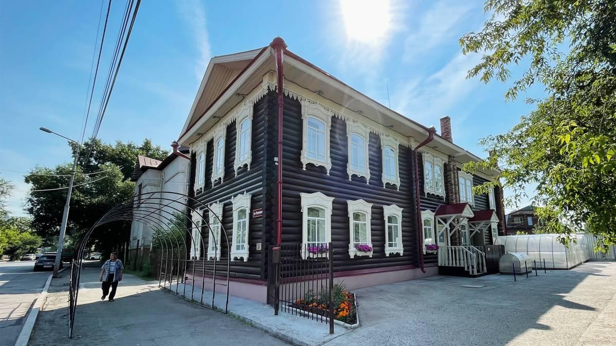 Как я восстановил деревянный дом 1893 года и сделал в нем офис