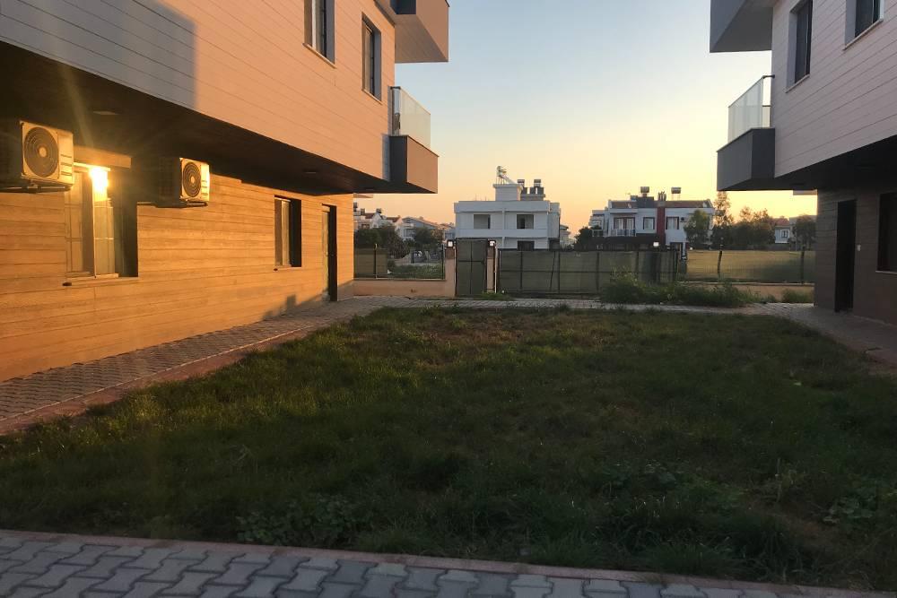 Рассвет в нашем жилом комплексе